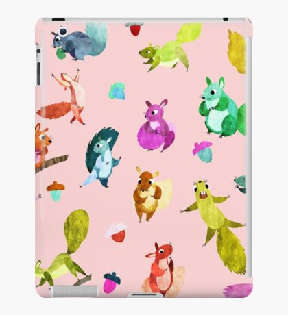 Squirrels  iPad Case/Skin