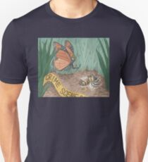Detective Monarch and the Vanishing Bees Unisex T-Shirt