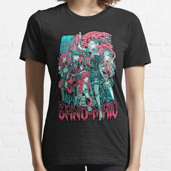 Best Art Band Maid Design Essential T-Shirt