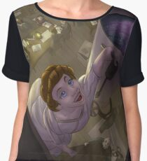 Annie Jump Cannon - Rejected Princesses Chiffon Top
