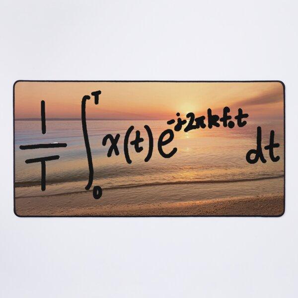 Be the smart one-Forward CTFS Desk Mat