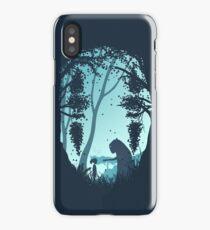 Lonely Spirit iPhone Case