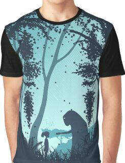 Lonely Spirit Graphic T-Shirt