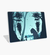 Lonely Spirit Laptop Skin