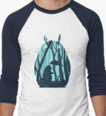 My Neighbor Totoro Men's Baseball ¾ T-Shirt