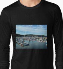 Lyme Regis Tonight Dorset UK Long Sleeve T-Shirt