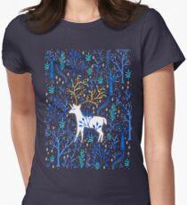 Deericorn In Blue T-Shirt