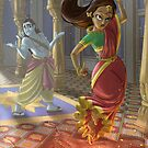 Sita - Rejected Princesses by jasonporath