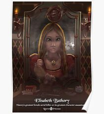 Elisabeth Bathory - Rejected Princesses Poster