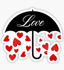 Love Cute Valentines Day Sticker