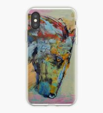 Horse Study iPhone Case