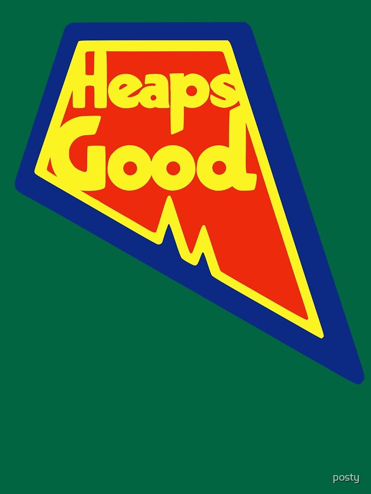 Heaps Good Again by posty