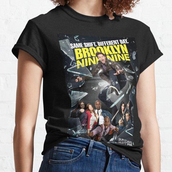 Brooklyn Nine Nine 2 T-shirt classique