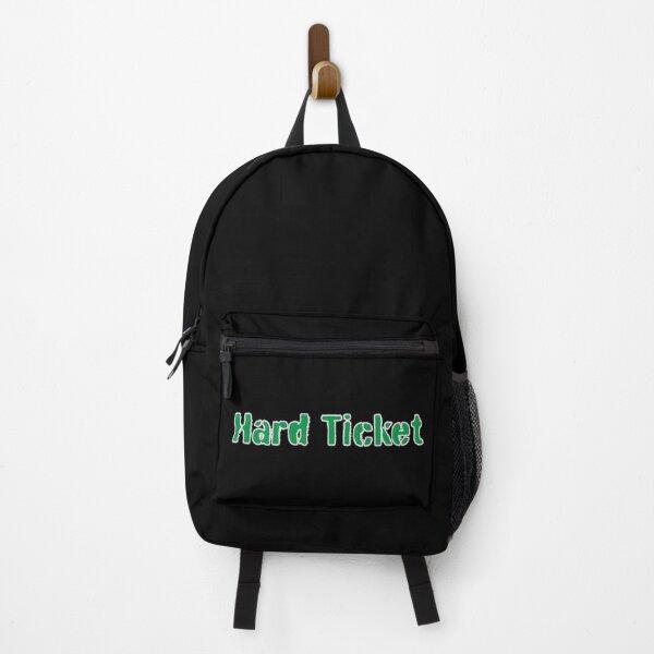 Hard Ticket - Newfoundland Tricolour Backpack