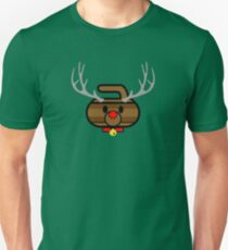 Rudolph Rocks! - Curling Rockers T-Shirt