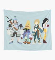 Final Fantasy IX Wandbehang