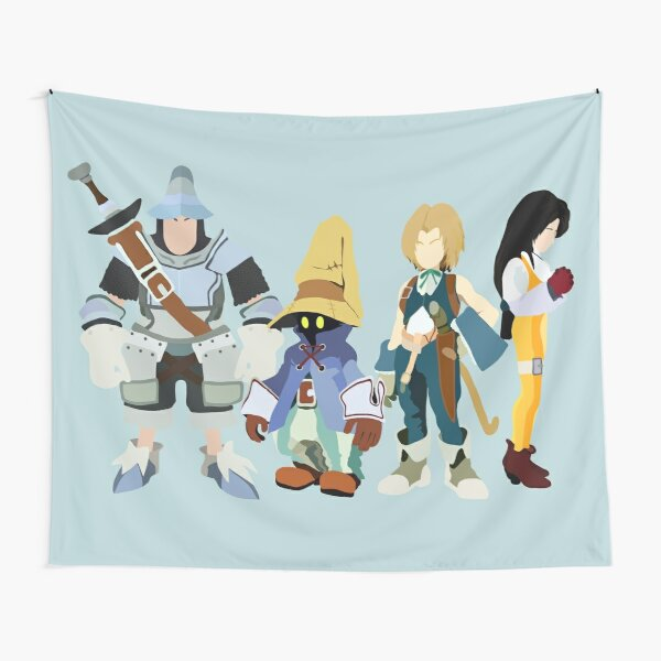 Final Fantasy IX Tela decorativa