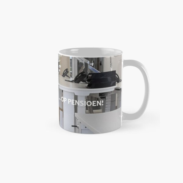 Pensioen Mark Classic Mug
