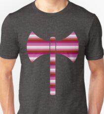 Labrys Lesbian Pride Unisex T-Shirt