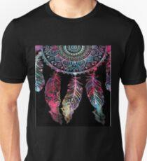 featured black mandala Unisex T-Shirt