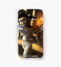 Julie d'Aubigny - Rejected Princesses Samsung Galaxy Case/Skin
