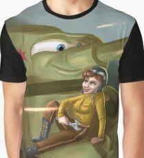 Mariya Oktyabrskaya - Rejected Princesses Graphic T-Shirt
