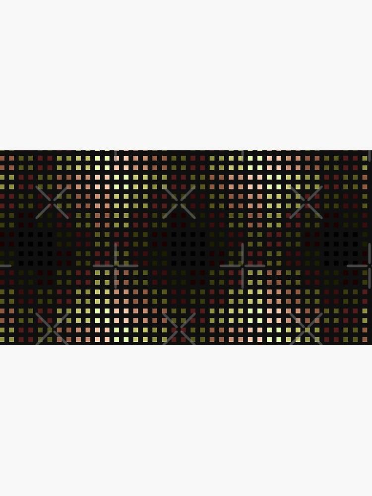 Bingi Bongi skewed color grid  by Feeank