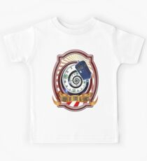 The Twelfth Doctor - Lords Of Time And Space Kids Tee