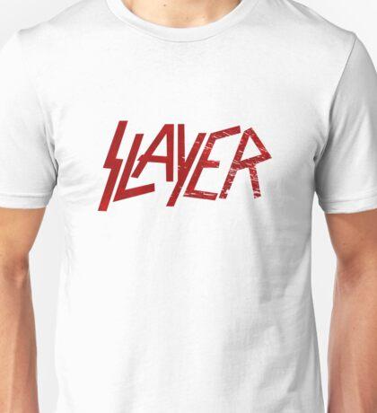 SLAYER GRUNGE LOGO Unisex T-Shirt