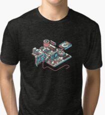Motherboard Tri-blend T-Shirt