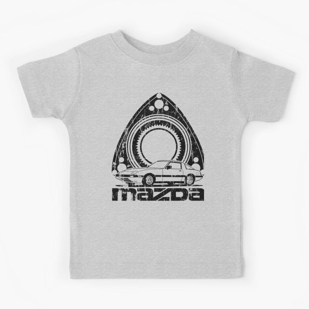 Distressed RX-7 Kids T-Shirt