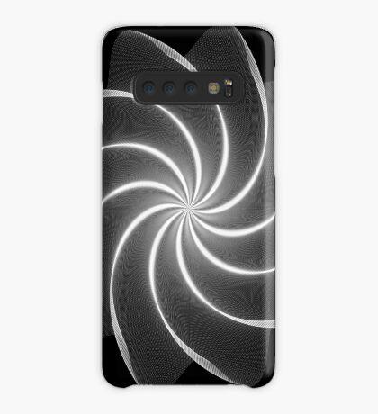 Polar Flower 002 Case/Skin for Samsung Galaxy