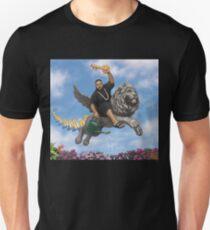 DJ Khaled Hip Hop/Rap Funny Major Key / Lion T-Shirt T-Shirt