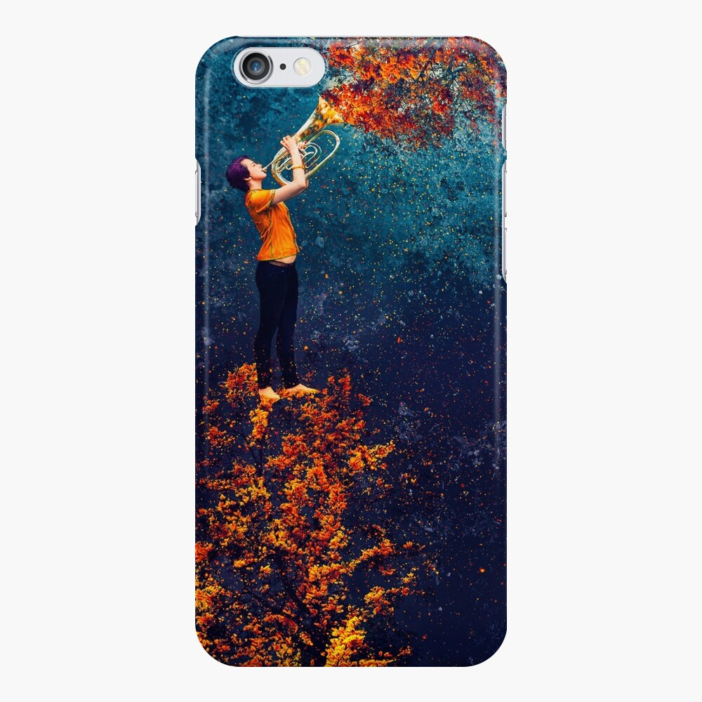 The Royal Baritonist of the Forest King iPhone Case & Cover