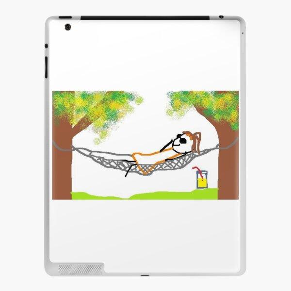 Jenny Quips:  Take a rest iPad Skin