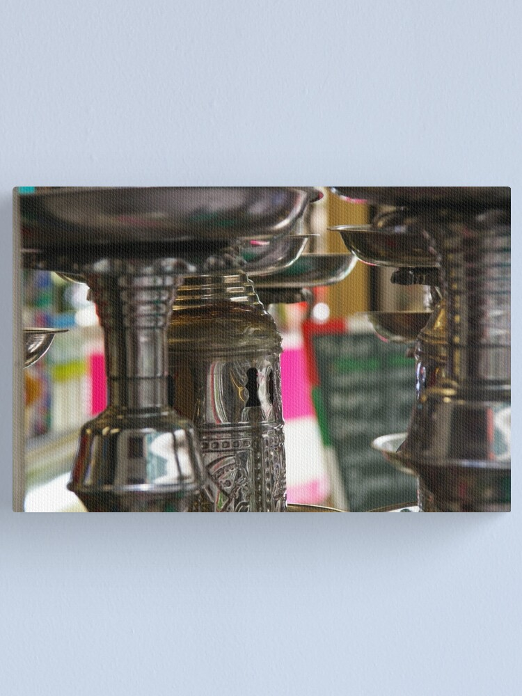 Alternate view of Solve This Three-Part Puzzle: What Is This Mystery Object? Canvas Print