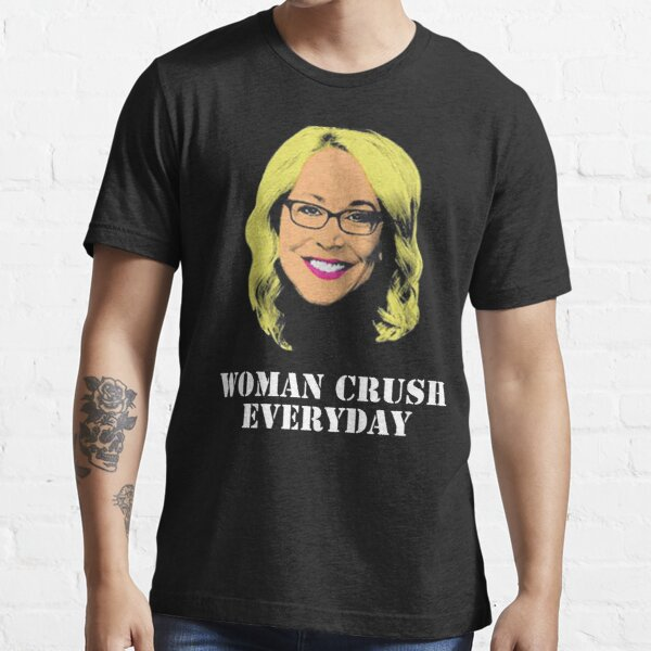 Doris Burke Woman Crush Everyday Drake Camiseta esencial