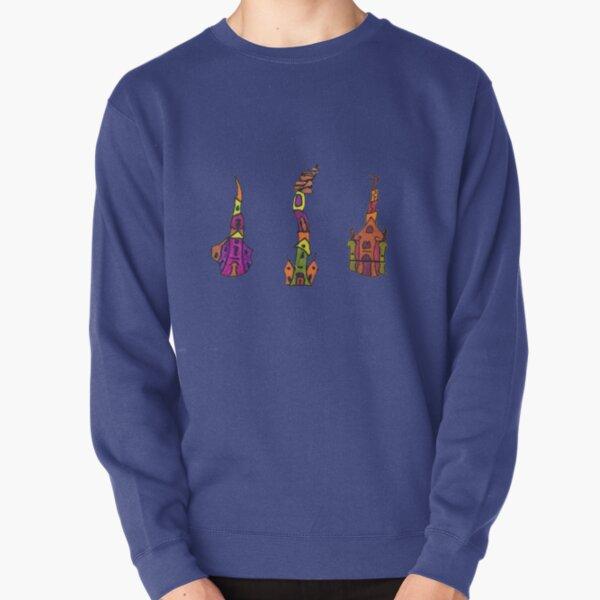 FUN CATHEDRAL ART Pullover Sweatshirt