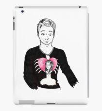 Jeff <3s Annie iPad Case/Skin