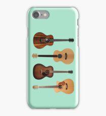 Acoustic heaven iPhone Case/Skin