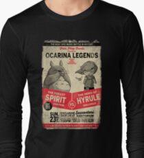Ocarina Legends Long Sleeve T-Shirt