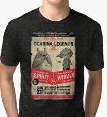 Camiseta de tejido mixto Ocarina Legends