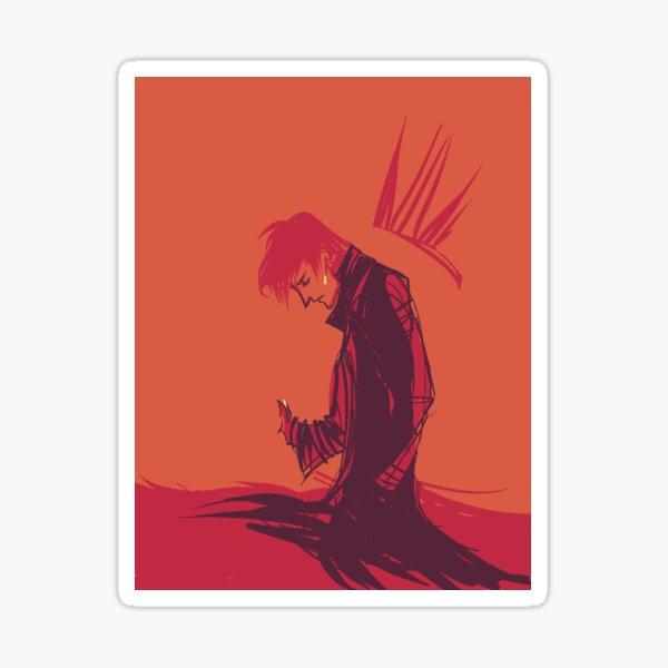 Red Dragon - Gaignun Kukai Jr. Sticker