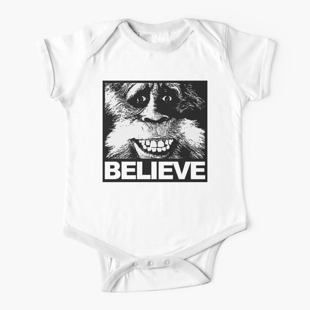 Glauben Sie an Bigfoot Baby Body