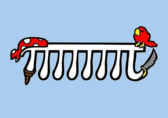 Octopirate by jezkemp