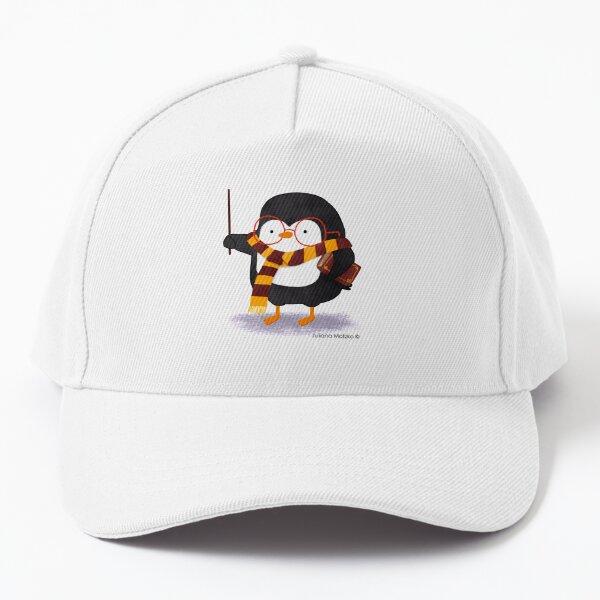 The Wizard Penguin Baseball Cap