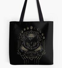 Bolsa de tela Black Cat Cult