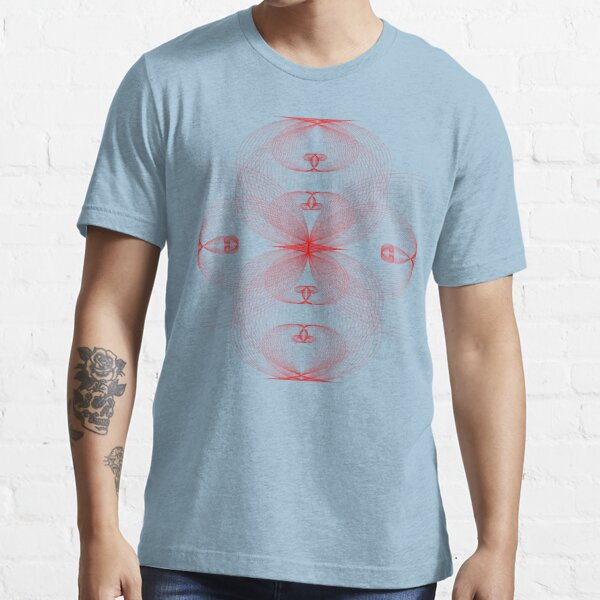 Golden Ratio Mandala Essential T-Shirt