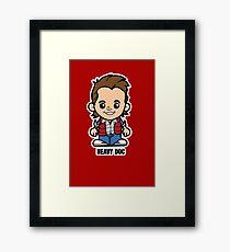 Lil Marty Framed Print