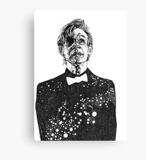 The Cosmic Doctor - Eleven  Canvas Print